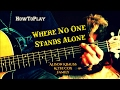 watch he video of HowToPlay: Where No One Stands Alone - Alison Krauss & The Cox Family
