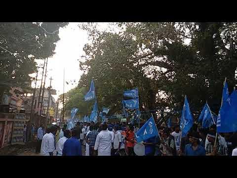 Ksu  attack cpim office in Alapuzha Samara kahalam  2018 Blue spirit fight