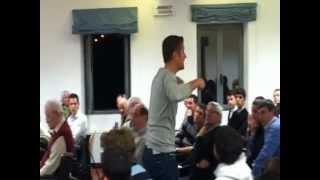 RTO 15-03-2012 - Ospite Daniele Orsato di Schio