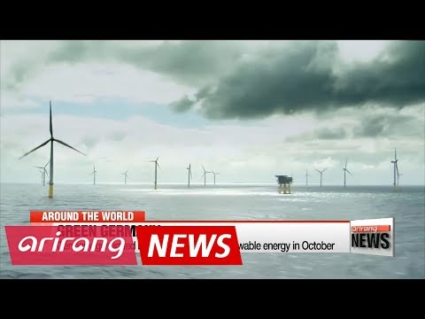 Germany generates record high levels of renewable energy