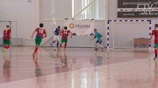 Чемпионат Беларуси по мини-футболу:  «Дорожник» сыграл с гомельским клубом БЧ – 2:2