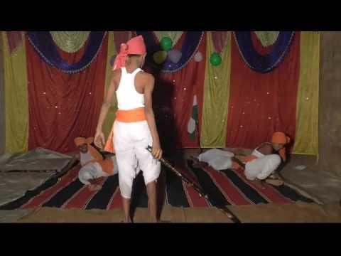Odia pua dance by master lulu