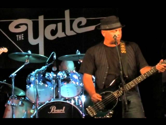 """Brad Curtis & The SOME x 6 Band  """"Shades Of Blue""""  LIVE @ THE YALE HOTEL - 2009"""