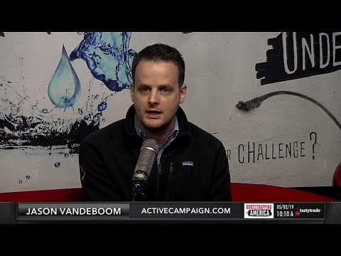 Jason VandeBoom of Active Campaign | Bootstrapping in America