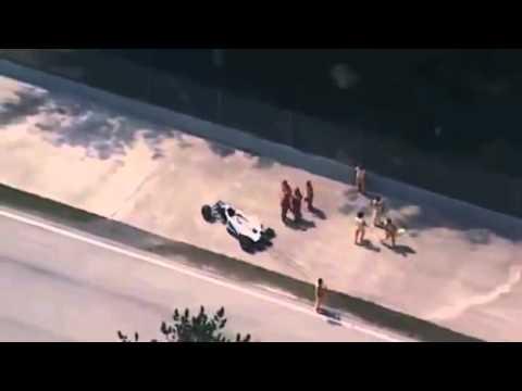 Accidente Ayrton Senna cámara abordo 1994