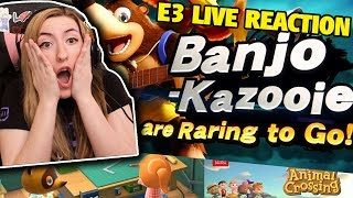 Nintendo E3 2019 LIVE REACTION!