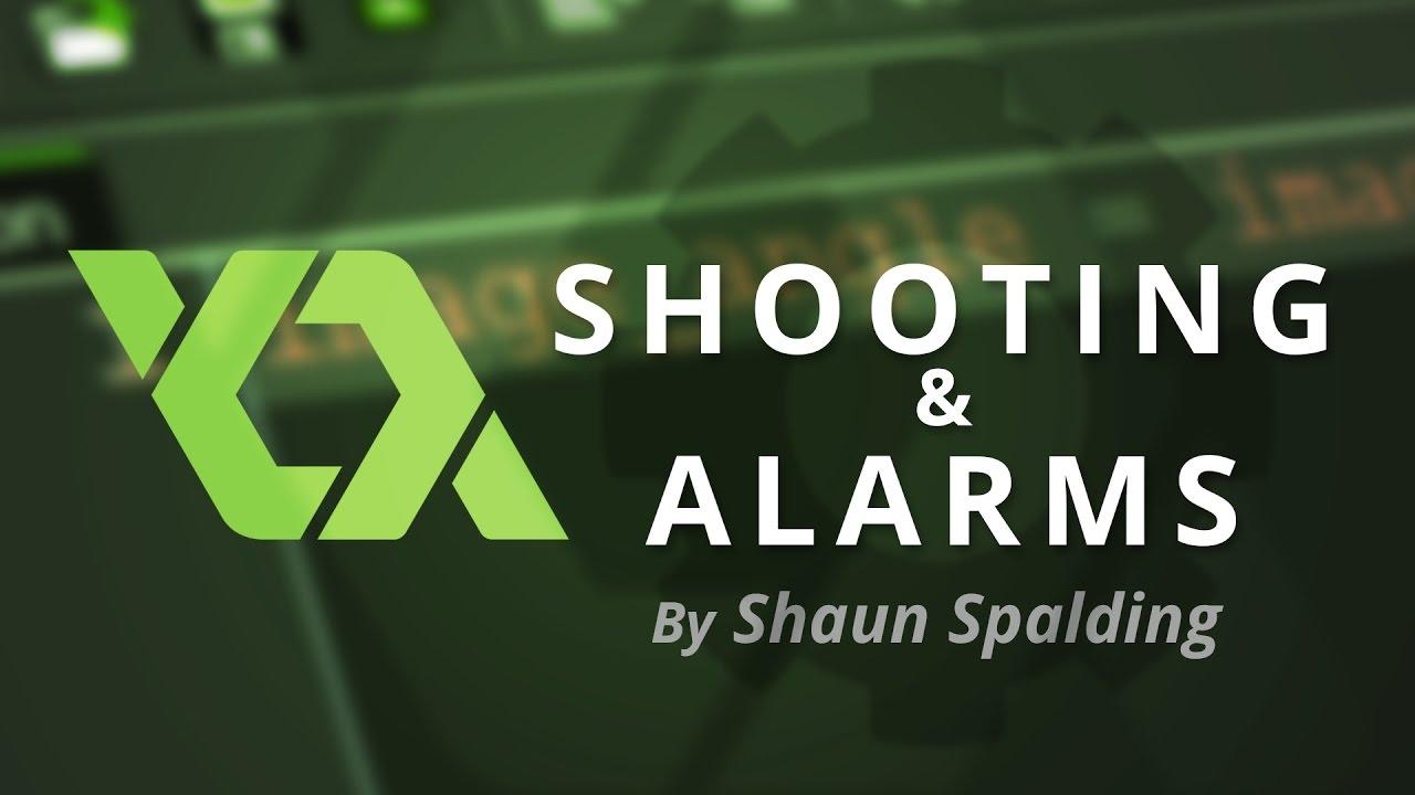 how to set alarm gamemaker