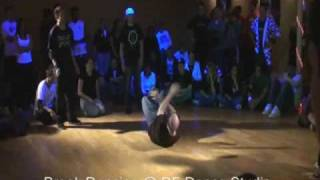 Hip Hop and Break Dancing in Salt Lake City, Utah