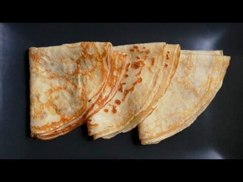 crêpes-sucrées-faciles-et-délicieuse-|-recette-de-crêpes-facile-|-easy-and-delicioux-sweet-pancakes