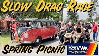 Hot VWs Magazine: Slow Drag Ra…