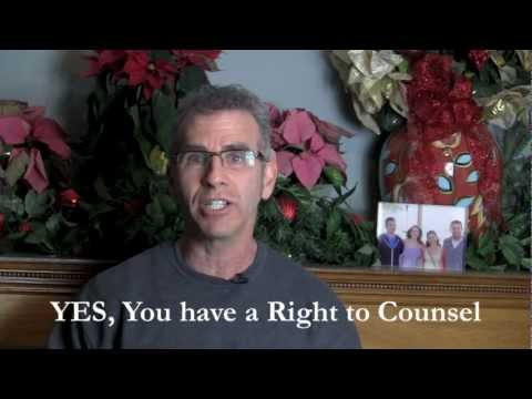 Ithaca Schuyler Lawyer Do You Have a Right to Counsel Before Taking A Breath Test?