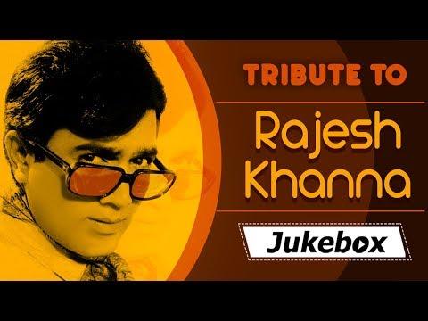 Rajesh Khanna Hit Songs Collection {HD} - Evergreen Hindi Songs (Tribute To Rajesh Khanna)