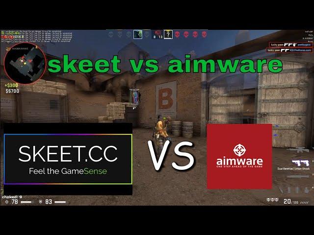CSGO   MM HvH ft Aimware net   skeet cc server   GamerHow