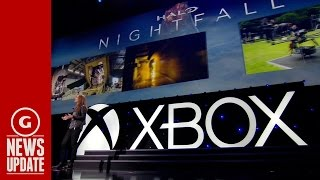 Microsoft Shuts Down Xbox Entertainment Studios - GS News Update Video