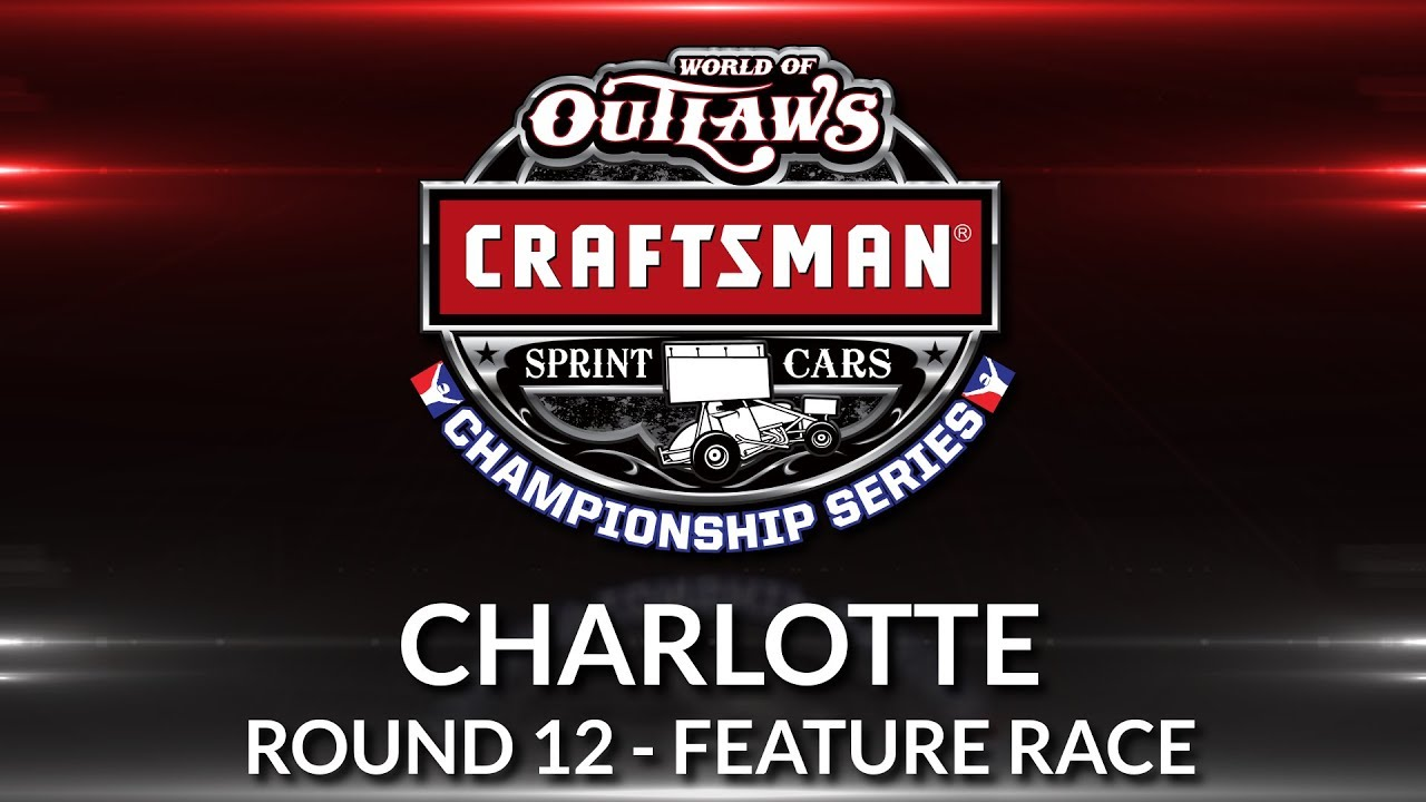 World Of Outlaws Craftsman Sprint Car Championship Round 12