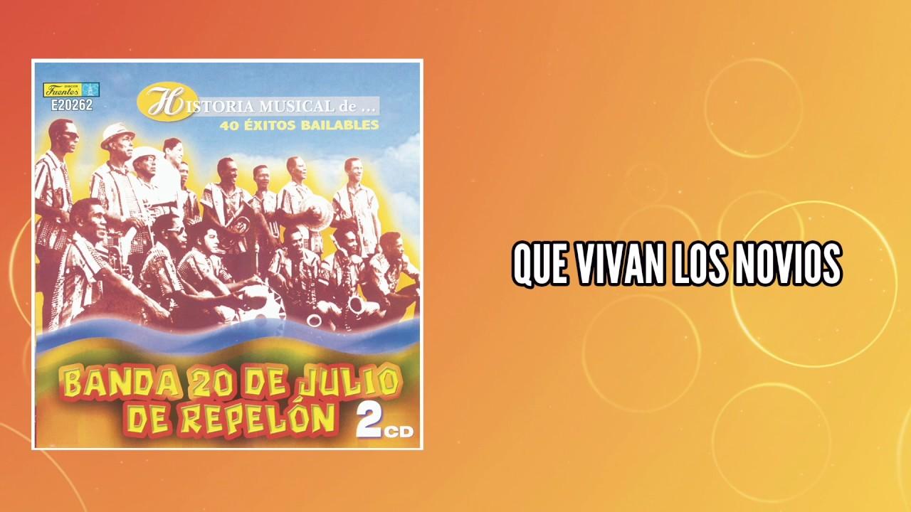 Que vivan los novios - Banda 20 de Julio de Repelón ...