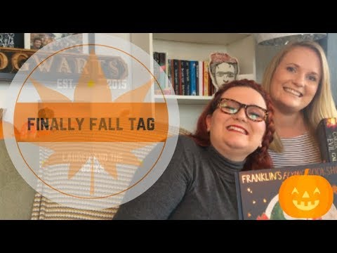 Finally Fall Tag | Lauren and the Books