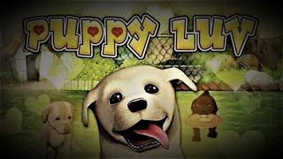 JUST SIT!! - Puppy Luv