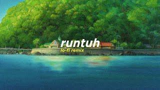 Download Feby Putri Feat. Fiersa Besari - Runtuh (Alphasvara Lo-Fi Remix)