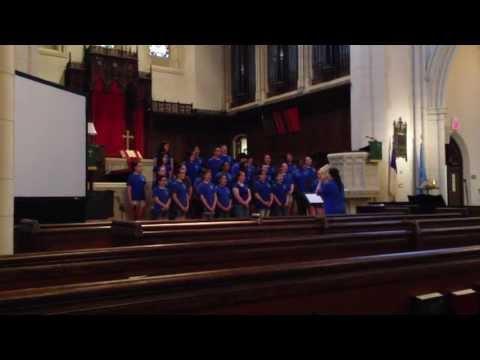 "Matthew J Kuss Middle School Chorus - ""Home"""