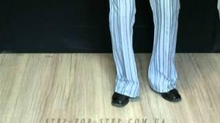 Rotation and Turn in step.Научиться танцевать степ(http://prosto-life.com.ua/nauchitsya-tancevat-doma/nauchitsya-tancevat-tancy-doma-chechetka-tanec-step.html Видео урок