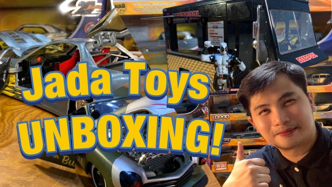 JADA TOYS Unboxing Review  #evosparks #diecastcars #miniatureautomobiles #miniature #jadatoys #jada