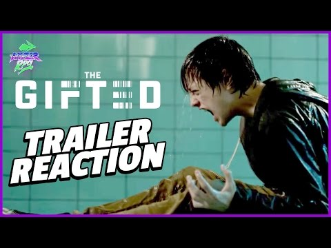 Thumbnail: The Gifted - Official Trailer Reaction