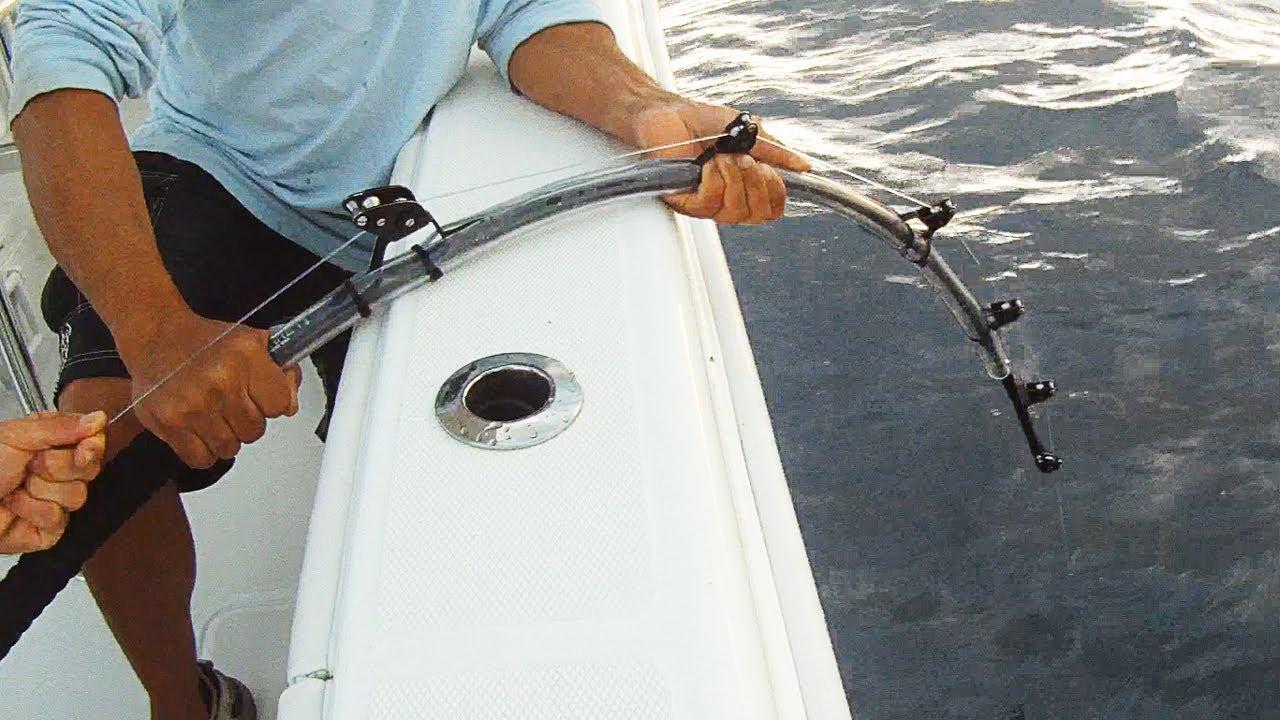 Bottom fishing for giant groupers youtube for Bottom fishing reels