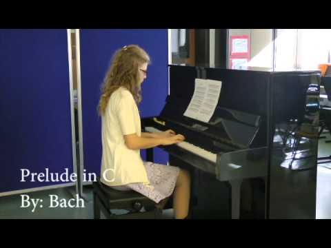 Grace Babinski-Scholarship Video (February 7, 2014)