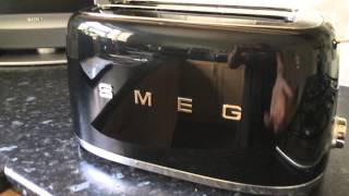 Smeg Retro 4 Slice Toaster