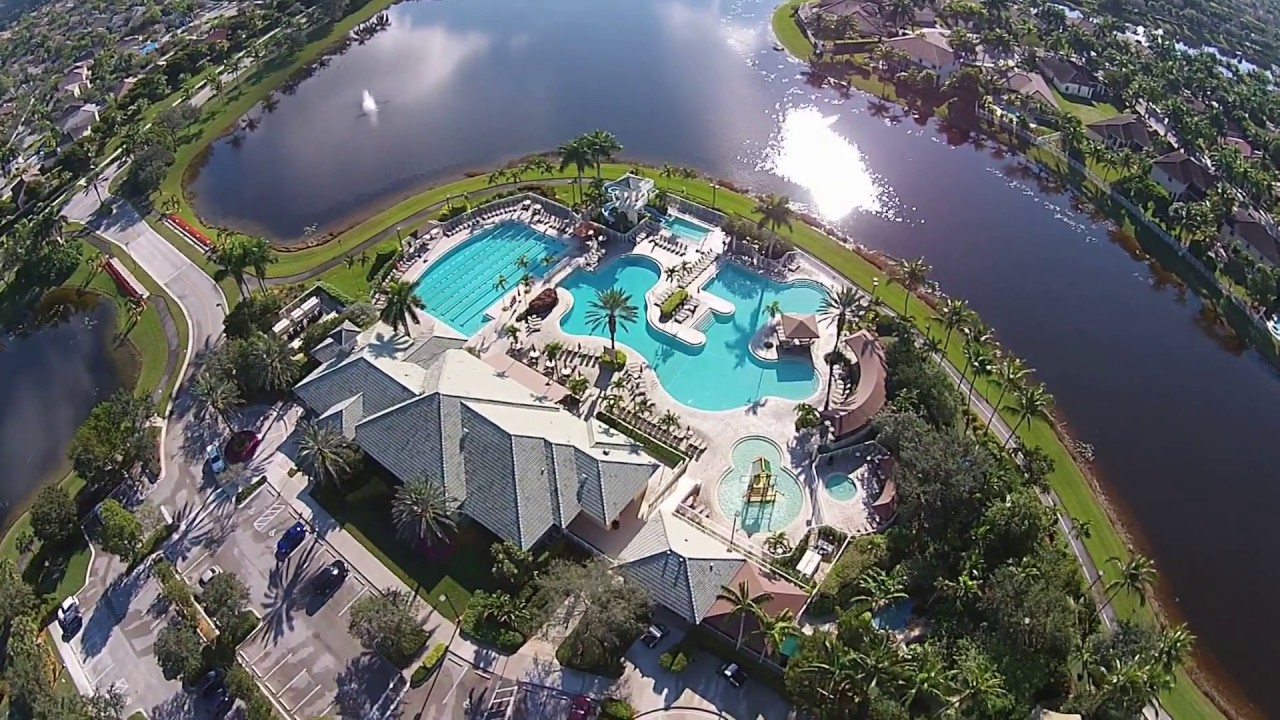 Dji Phantom 2 >> SAVANNA II WESTON,FL - YouTube