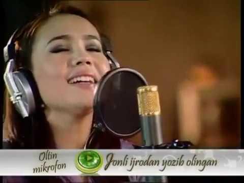 Yoshlar Telekanali Malika Egamberdiyeva Oltin Mikrofon Loyihasida