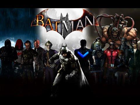Batman: Arkham Trilogy - Bad Man GMV