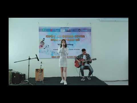 Guitar Cover: MASHUP ĐEN ĐÁ KHÔNG ĐƯỜNG - Nguyễn Thị Uyên