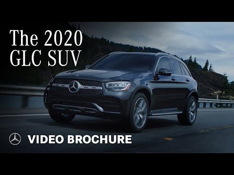 The 2020 Mercedes-Benz GLC | Intelligence Meets Comfort