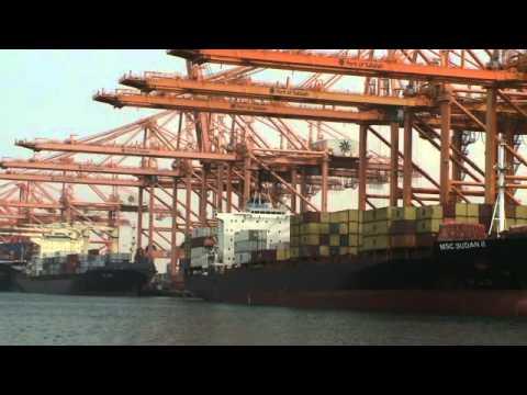 Port of Salalah in 90 seconds