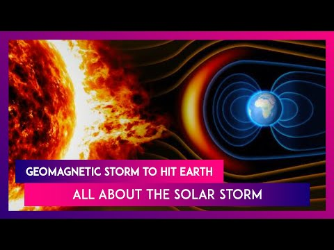 Geomagnetic Unrest to Hit Earth: All About The Solar Storm That Could Disrupt GPS, Phone Services
