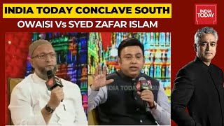 Asaduddin Owaisi Vs Syed Zafar Islam; Secular Sermons: From Constitution to Constituency
