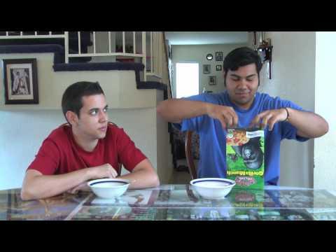 Gorilla Munch Commercial