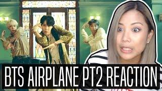 BTS (방탄소년단) AIRPLANE PT 2 JAPANESE MV REACTION