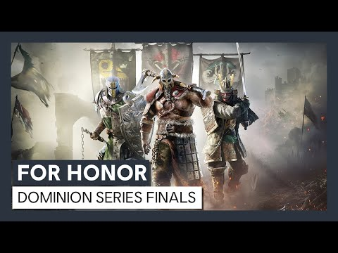 For Honor: Dominion Series Championship Finals [NA] Livestream
