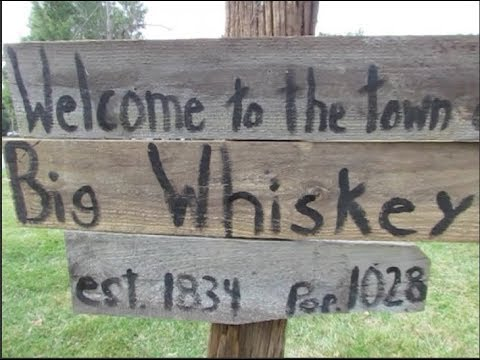 Wild West Hoedown At Big Whiskey - Themed Party