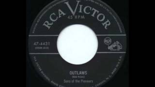 Sons of the Pioneers - Outlaws YouTube Videos