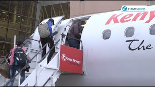KQ's Fresh Take Off Into the Skies as International Flights Resume