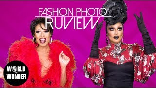 FASHION PHOTO RUVIEW: All Stars 1 Entrance Looks with Raven and Mariah!