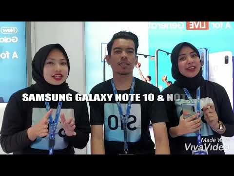 Review SAMSUNG NOTE 10 & NOTE 10+