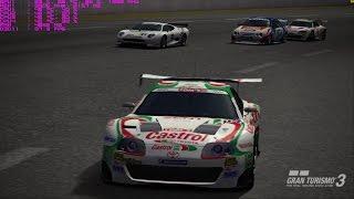 Gran Turismo 3 A-Spec - PCSX2 1.3.1 - 4K 60FPS