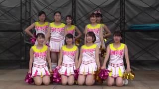 チアダンス 「CANDY SMILE - E-girls」