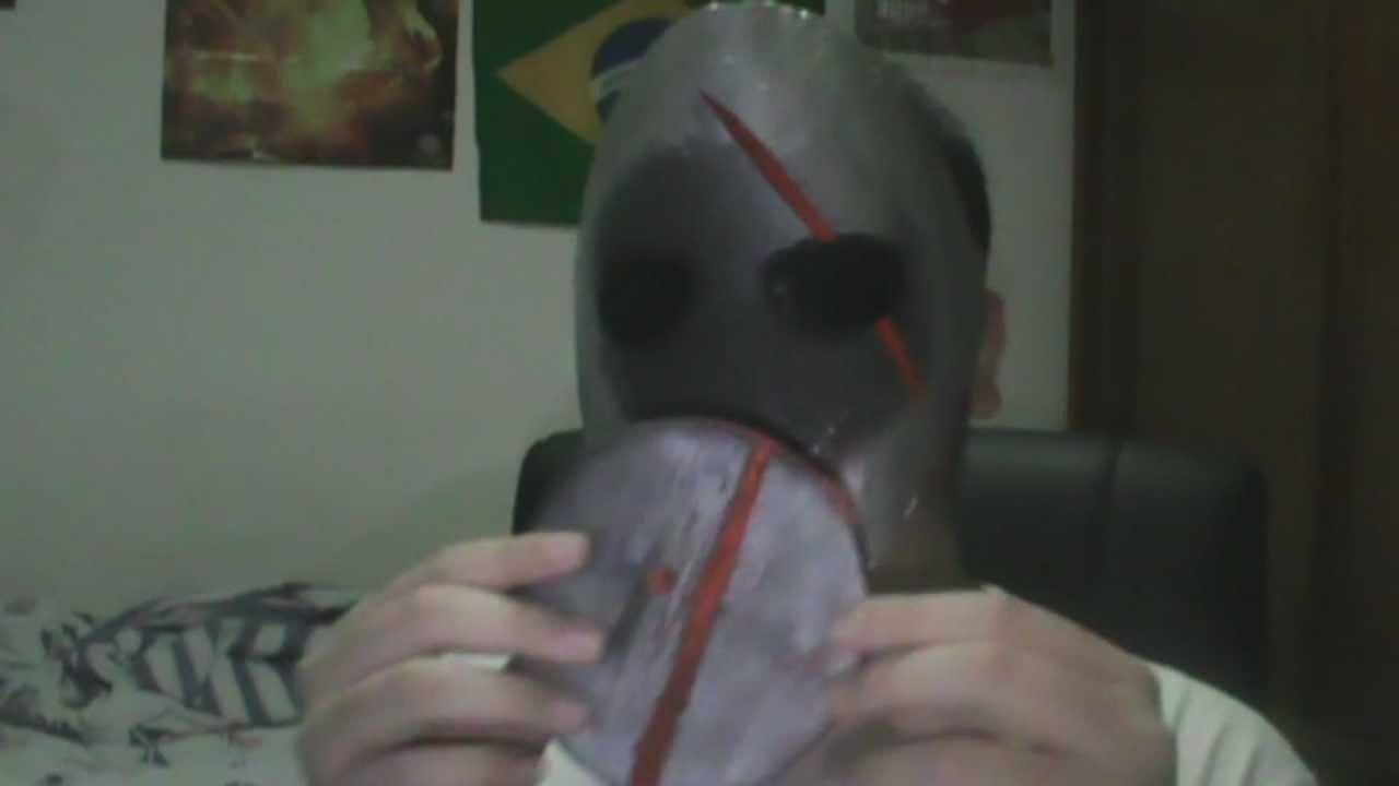 Máscaras para em clarificações de um tempo em uma cara