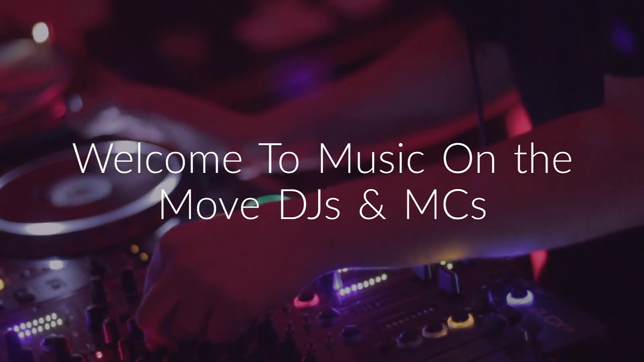 Dj Wedding in Sacramento At Music On the Move DJs & MCs